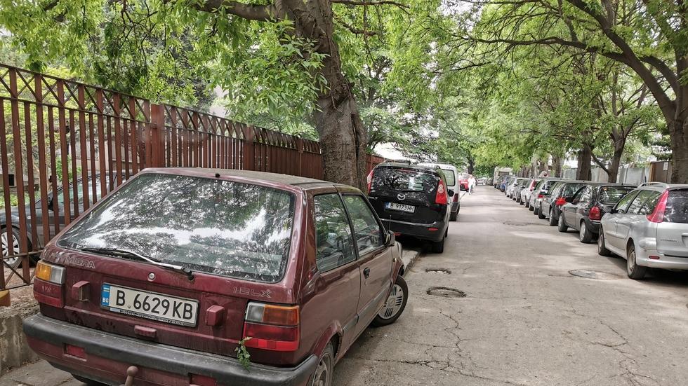 За какво се ползват тротоарите във Варна?