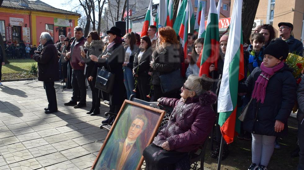 България отбелязва 147 години от гибелта на Васил Левски