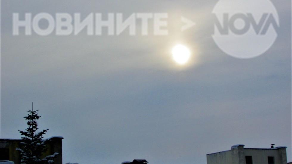 Слънцето на Ивановден!