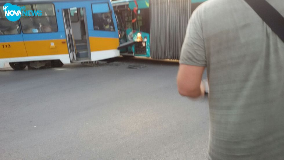 Катастрофа на метрото