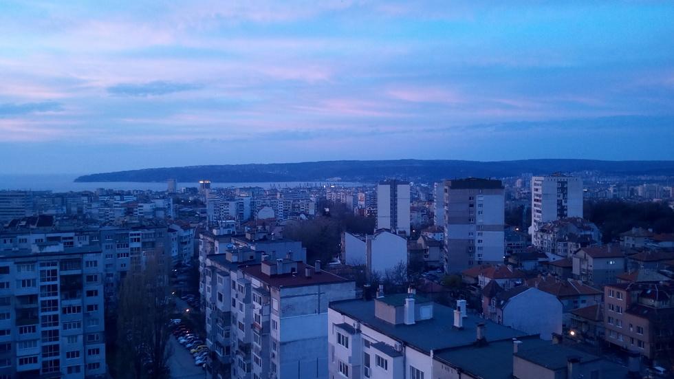 Розова Варна на 8-и март