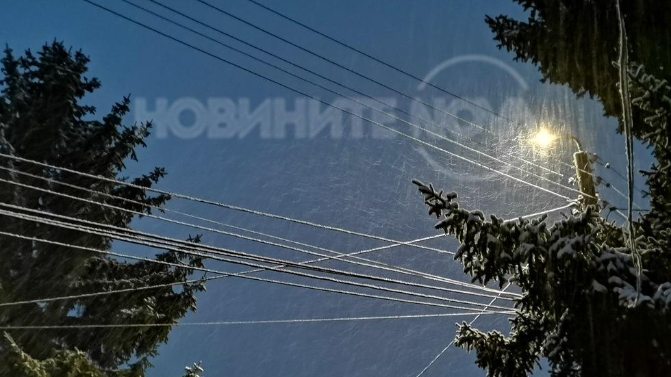 Зимно начало на седмицата в Свищов