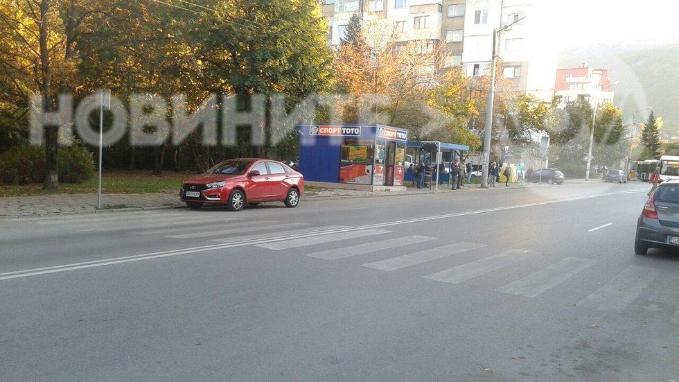"""Новоизграден светофар на ул. """"Тодор Каблешков"""""""