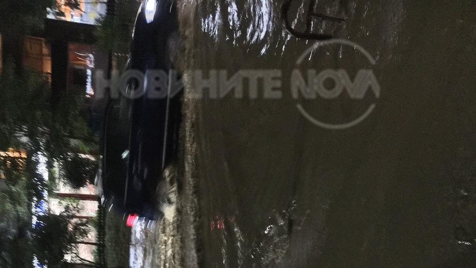 Наводнения в София