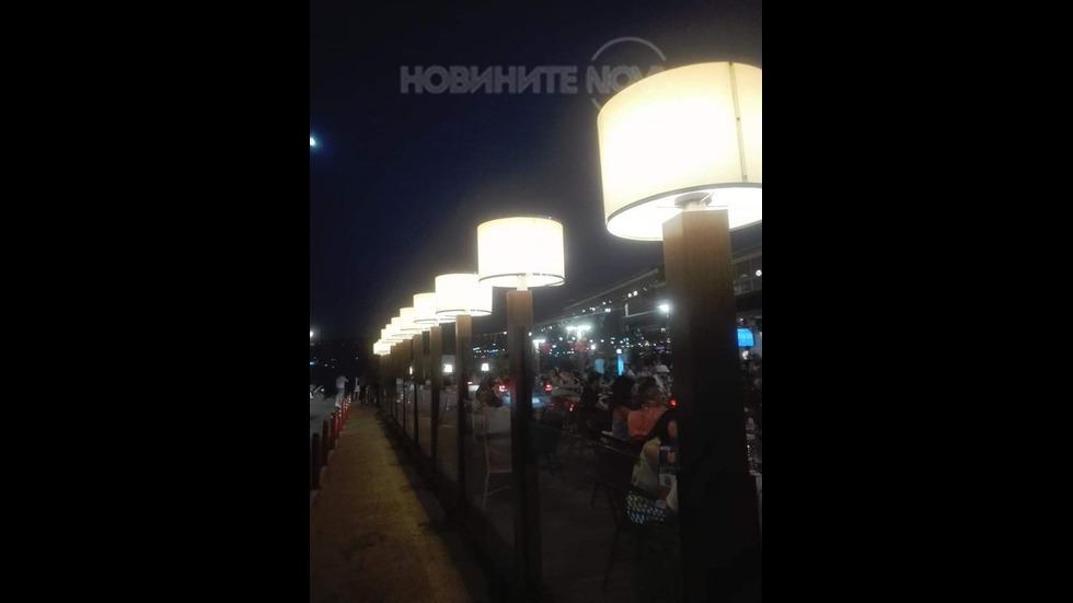 Светлини в нощта