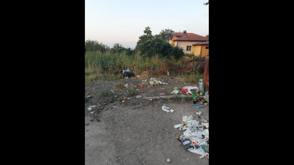 Проблем с боклука в село Градец