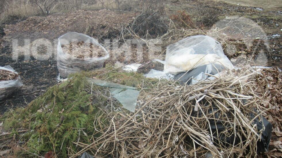 Чистота в село Люлин