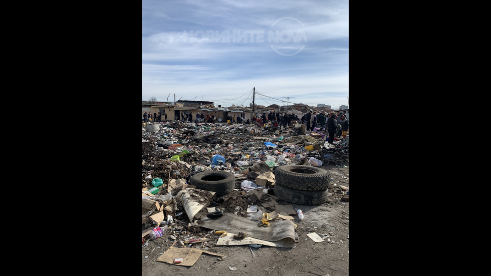 "Ужас на руския пазар в Пловдив (""Шекер махала"")"