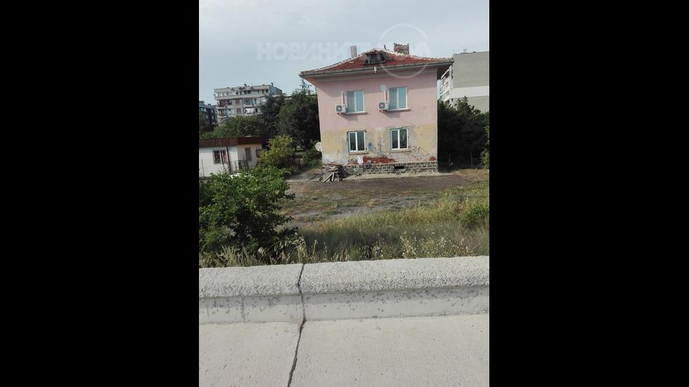 Къща на крайбрежната алея в Поморие
