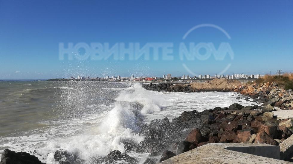 Морето край Бургас