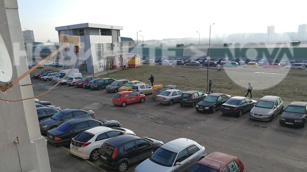 Паркиране в Обеля