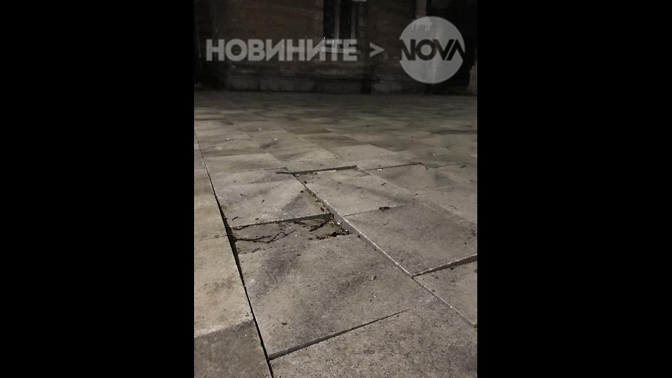 Ремонтът на Граф Игнатиев