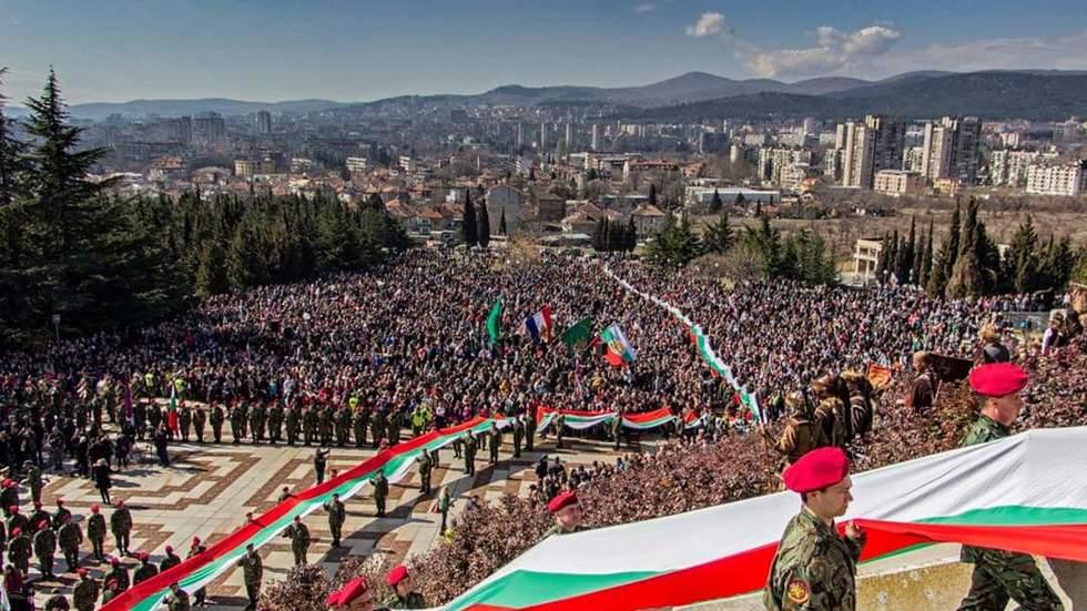 Незабравим 3-ти март в Стара Загора