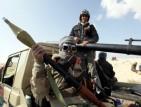 Нови въздушни удари срещу режима на Кадафи
