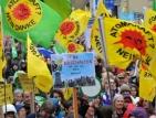 200 000 протестират в Германия срещу атомните електроцентрали