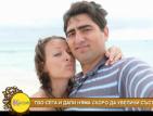 """Деница и Илиян след сватбата си в """"На кафе"""""""