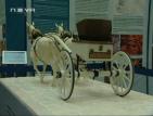 Показаха луксозна колесница от античността