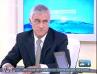 Петър Димитров: На Трайков е заложен капан, за да бъде изхвърлен от властта