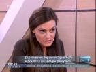 Дизайнерът Виргиния Здравкова в ролята на звезден репортер