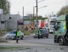 Автокрадец беше застрелян при мащабна полицейска операция