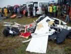 27 души загинаха при катастрофа на пътнически самолет