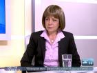 Фандъкова: Столичният кмет трябва да е умерен политик. На София не й е нужна екстравагантност