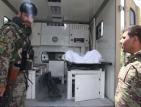 Експлозия във афганистанска военна болница в Кабул