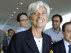 Кристин Лагард готова да стане шеф на Международния валутен фонд