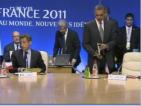 Арестът на Младич коментират и на срещата на лидерите от Г-8