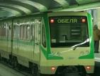 Късо съединение спря метрото временно