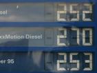 Цената на петрола падна с над 3 долара