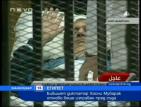 Бившият диктатор Хосни Мубарак отново беше изправен пред съда