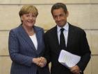 Меркел и Саркози се договориха за правителство на Еврозоната