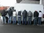 Задържаха девет нелегални емигранти