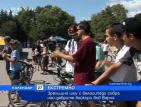 Зрелищно шоу с велоскокове събра най-добрите байкъри във Варна