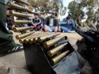Бунтовниците се бият в град Бани Уалид