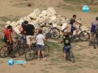 Откриха парк за планинско колоездене в Пловдив