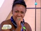 """""""Черната перла"""" Прея Осесей за предизвикателството """"X Factor"""""""