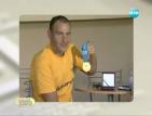 Отказва ли се плувецът Петър Стойчев от кариерата си?