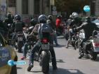 И рокери протестираха срещу насилието в Катуница