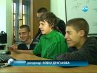 Телевизията на Априловската гимназия прохожда с визитата на Дилма Русеф