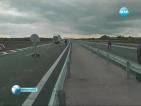 Нов пътен възел замени рисковото кръгово кръстовище