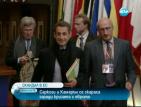 Саркози и Камерън се скараха заради кризата с еврото