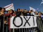 """Протестиращи гърци нарекоха президента """"предател"""""""