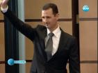 Президентът предупреди Запада да не се намесва в работите на Сирия