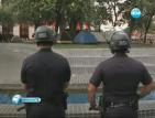 """Повече от 300 участници в движението """"Окупирай Уолстрийт"""" бяха арестувани"""