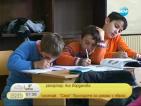 Ученици от Каспичан седят по трима на чин