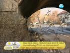 Неремонтиран мост в София причинява неудобства на стотици хора вече една година