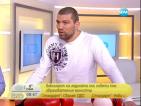 Боксьорът на годината Тервел Пулев между ринга и семейството