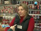 След празниците - срив в продажбите, празни магазини